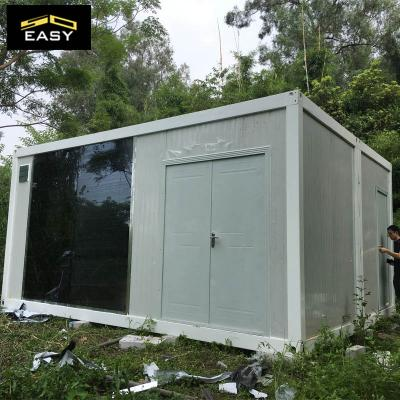 40ft Economical Flat Pack Container House for Living