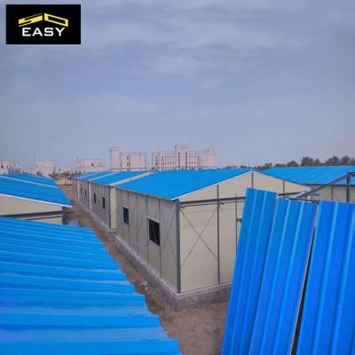Easy Assembled Sandwich Panel K Prefabricated  House