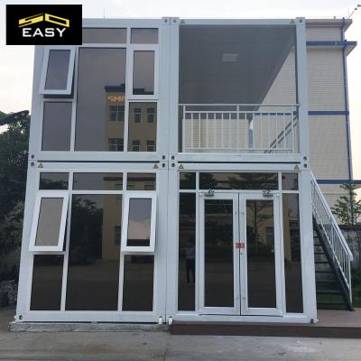 Economic Eco-friendly Modern Flat Pack Container Home