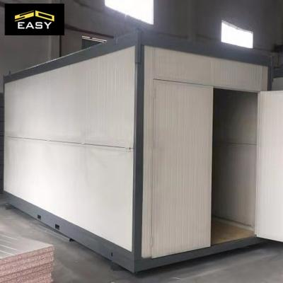 2020 new style fork and hang folding container house