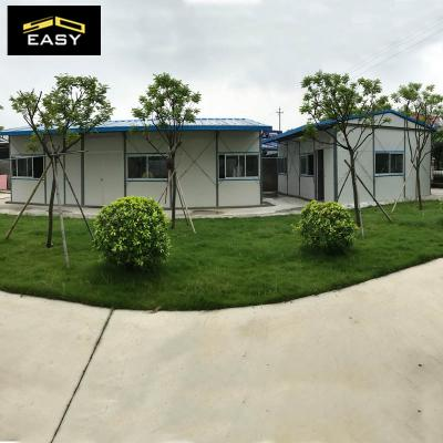 Low cost Good quality fast installation steel structure prefab K house