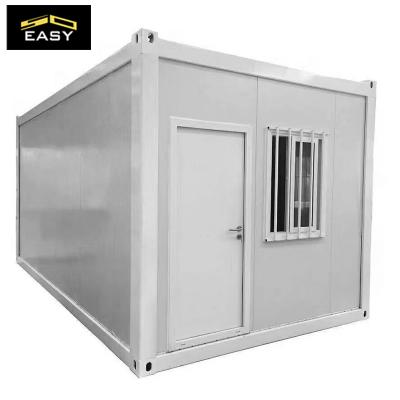 Hot sale prefab sandwich panel container house flat pack container