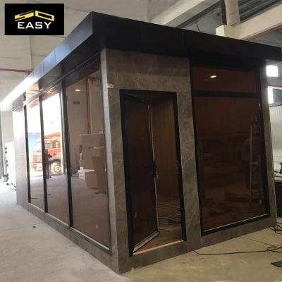 20ft Living Customized Prefabricated flat pack Container House/Office