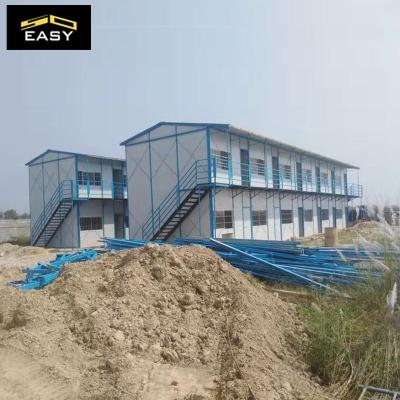 Simple Prefab Steel Building Frame Sandwich Panel prefabricated K House