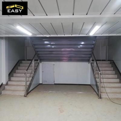 SOEASY easy install flat pack prefabricated container house/office for worker