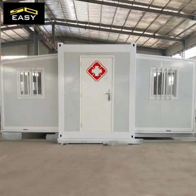 Prefab Expandable Container House