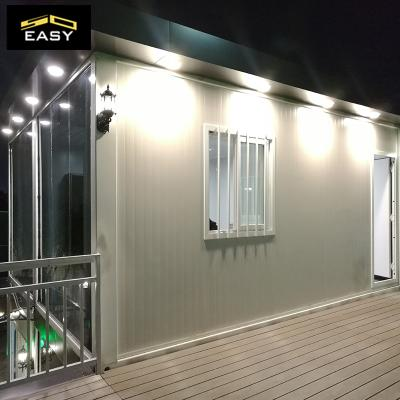leader office prefabrication city flat pack Container villa