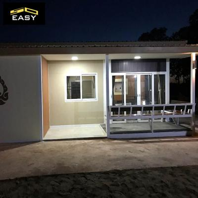 Comfortable Seabeach prefabrication flat pack Container villa in Thailand