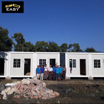 fast build home designs prefab container student accommodation