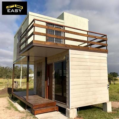 field resort container patty building prefab modern tiny house