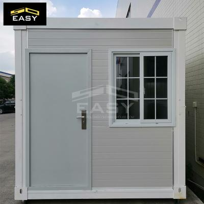 Quickly Install Folding Flat Pack Prefabricated Container House